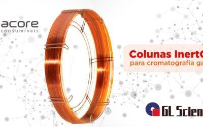 Colunas capilares com qualidade GL Sciences!